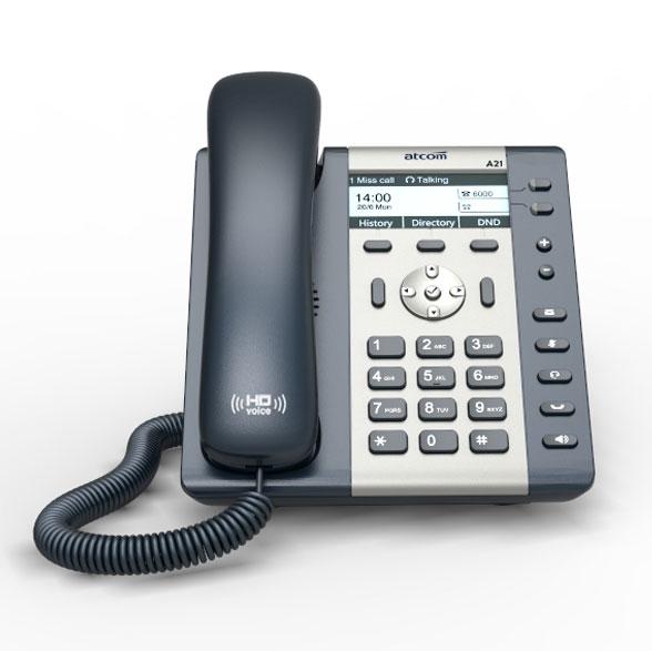 Atcom A21 - IP телефон