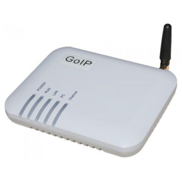 GoIP 1 - VoIP-GSM шлюз