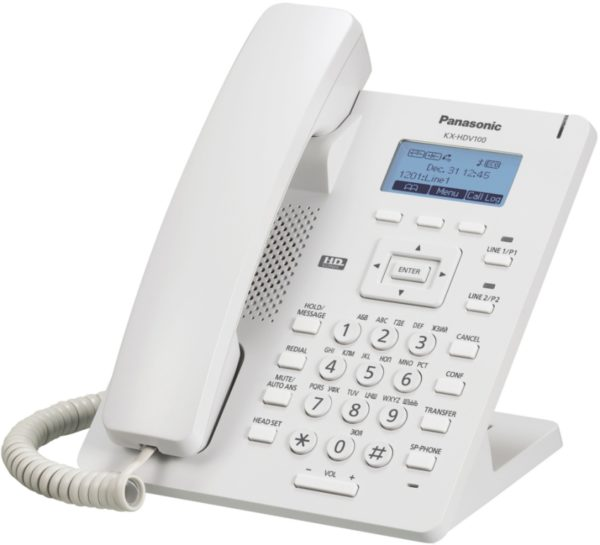Panasonic KX-HDV100RU - IP телефон