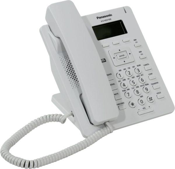 Panasonic KX-HDV130RU - IP телефон